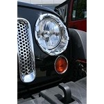 Putco Head Light Trim jeep wrangler 2007-2013