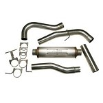 RBP (Rolling Big Power) Exhaust System Kit 2011-2014 Ford F-250 Super Duty