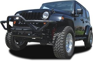 Trail FX Bumper; Rock Crawler
