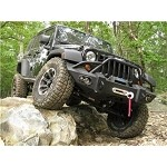 FAB FOURS BUMPER JEEP WRANGLER 2007/2013