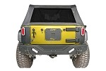 OR-FAB REAR BUMPER JEEP WRANGLER 2007-2013