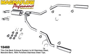 Magnaflow Performance FORD F150 2011-2013